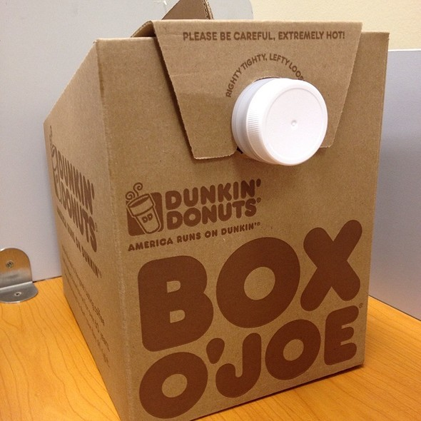 Dunkin' Donuts logo 5
