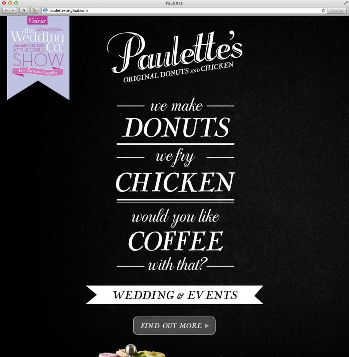 Paulette's Original Donuts & Chicken 1