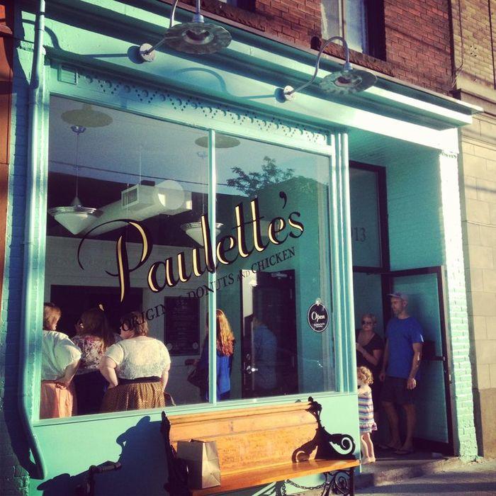 Paulette's Original Donuts & Chicken 2