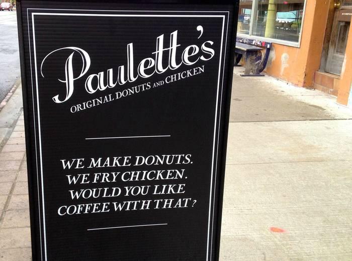 Paulette's Original Donuts & Chicken 3
