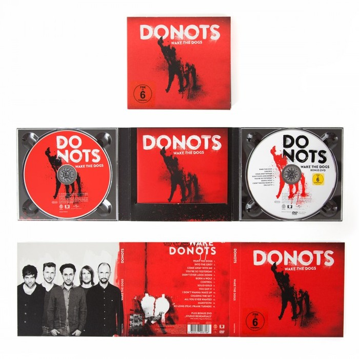 Wake the Dogs by Donots 2