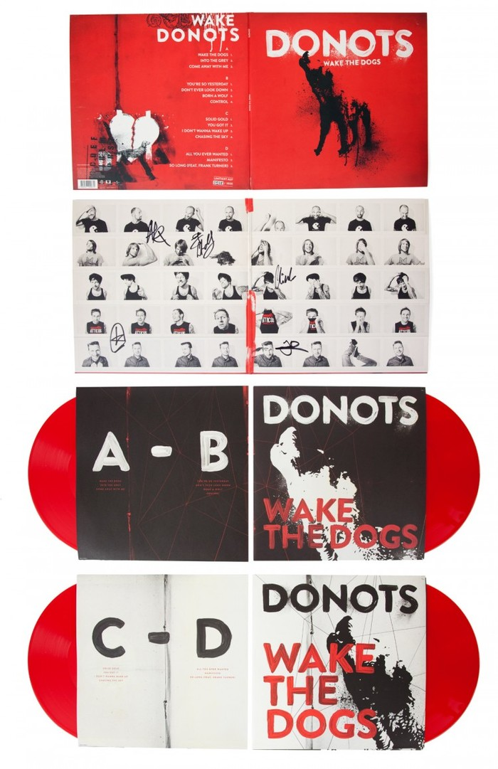 Wake the Dogs by Donots 5