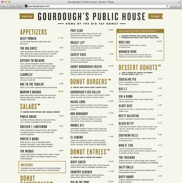 Gourdough's donuts and public house 5