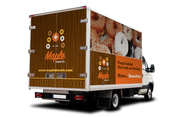 Maple Donuts 1