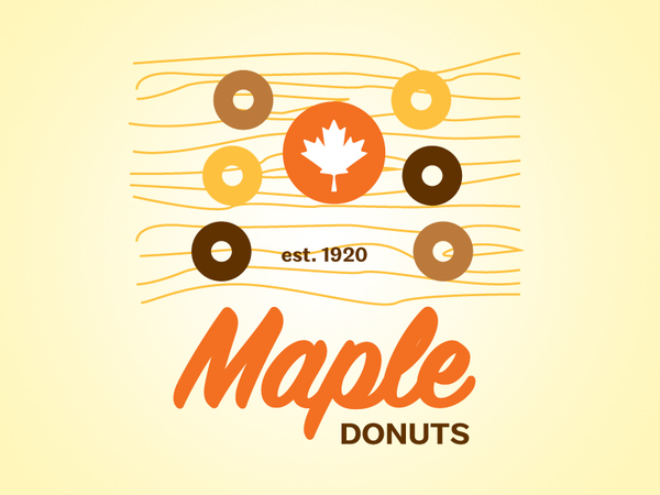 Maple Donuts 5