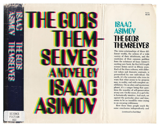 The Gods Themselves (Doubleday first edition) 1