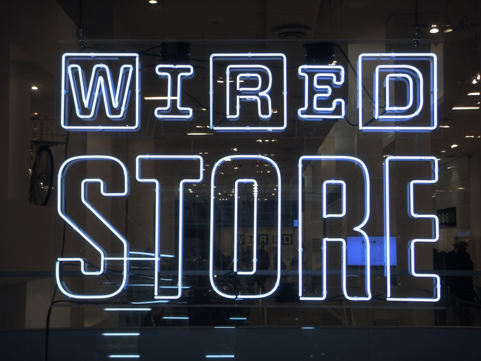 Wired holiday pop-up store 2012 10