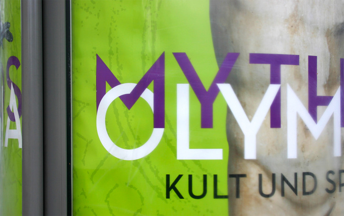Mythos Olympia. Kult und Spiele 1