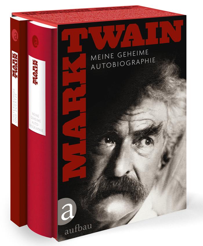 Meine geheime Autobiographie by Mark Twain