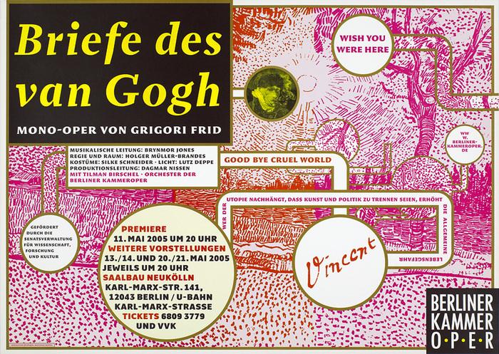 Briefe des van Gogh