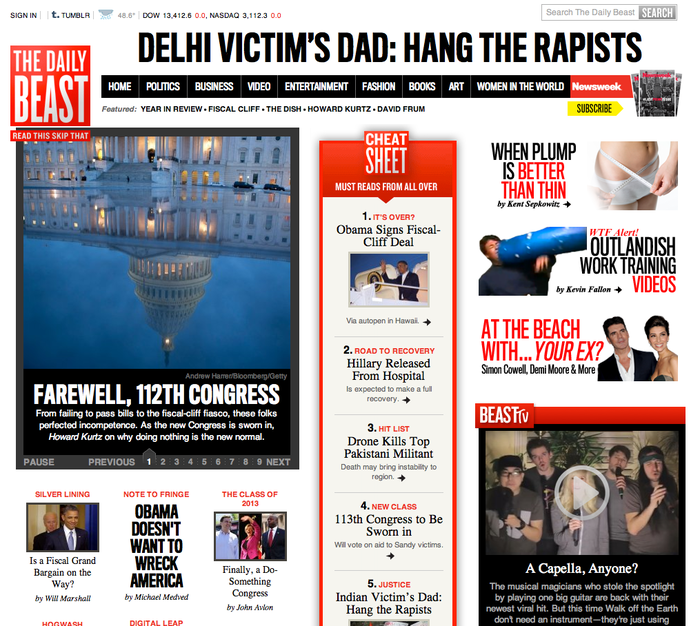 The Daily Beast 1