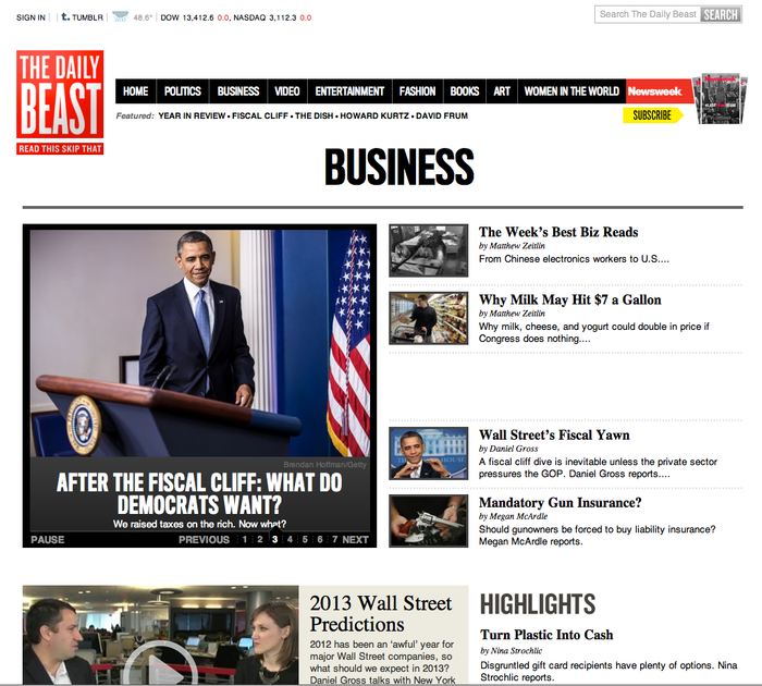 The Daily Beast 2