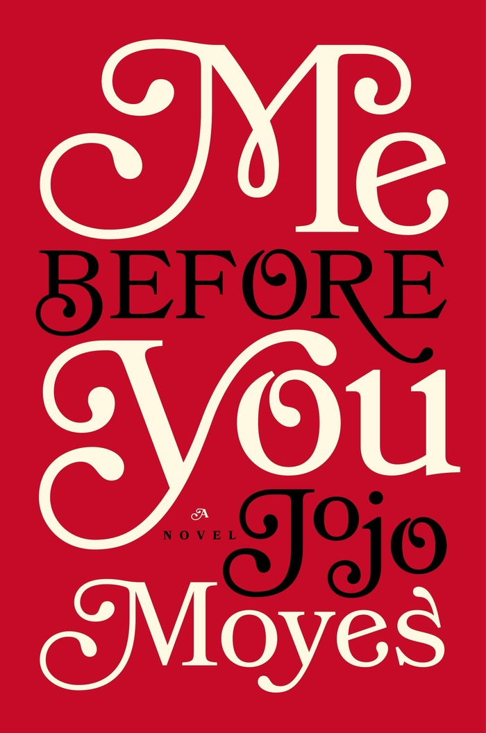 Me Before You hardcover 1
