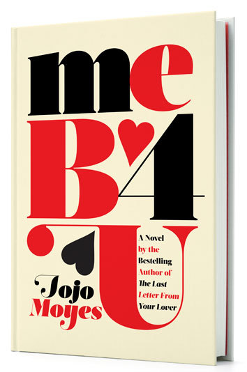 Me Before You Hardcover 2
