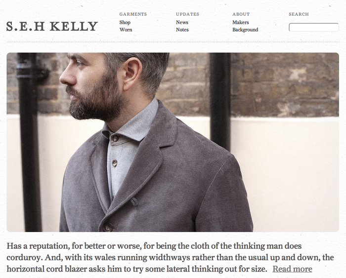 S.E.H Kelly Clothes 3