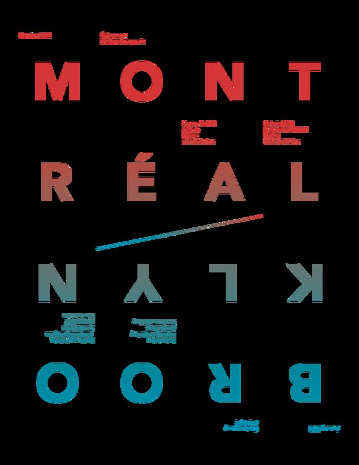 Brooklyn/Montreal Art Event