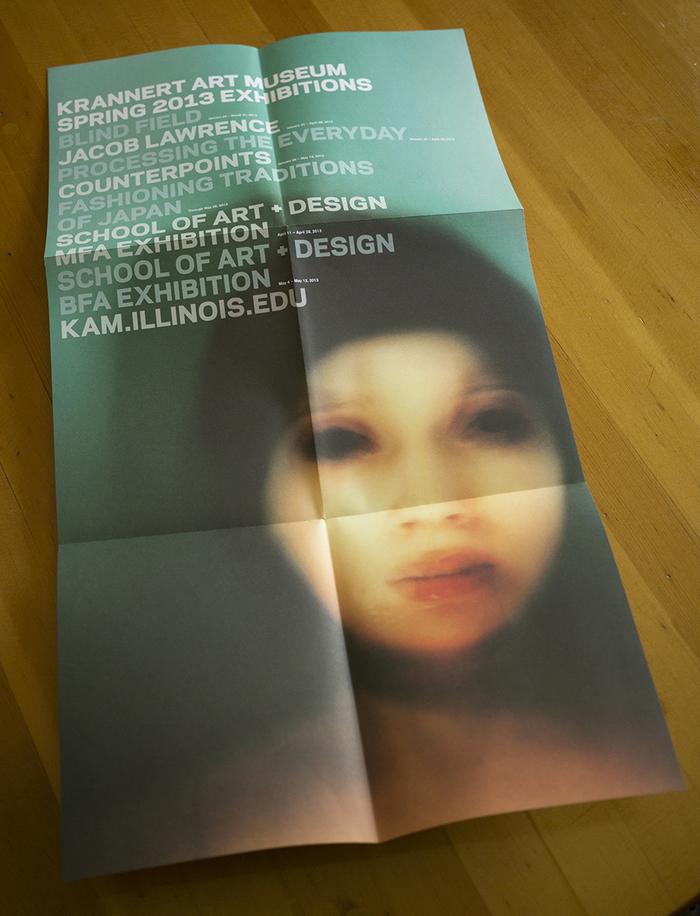 Krannert Art Museum Spring 2013 Calendar 2