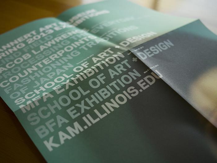 Krannert Art Museum Spring 2013 Calendar 3