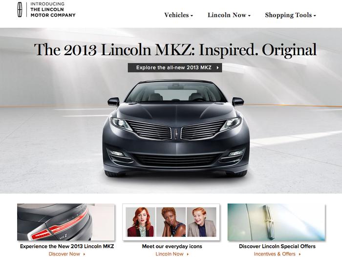 Lincoln Motor Company 1