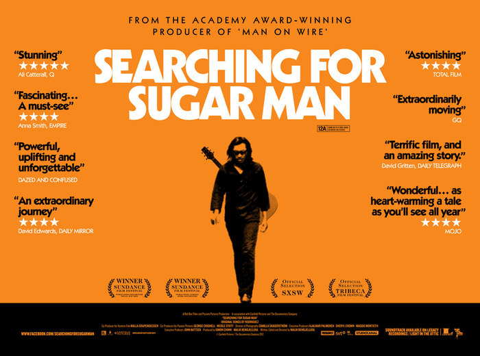 Searching for Sugar Man movie posters 1