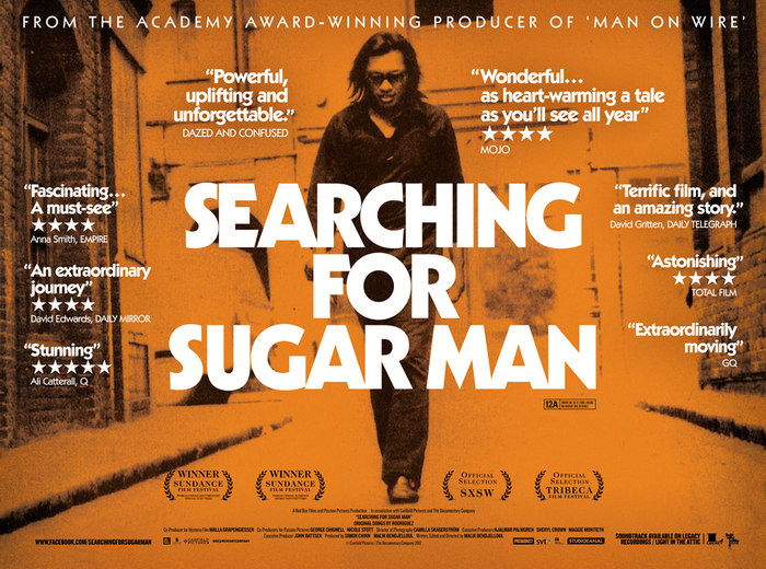 Searching for Sugar Man movie posters 3