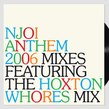 N-Joi <cite>Anthem</cite> (2006 mixes) album art