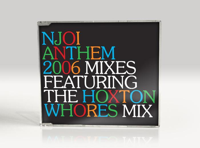 N-Joi Anthem (2006 mixes) album art 4