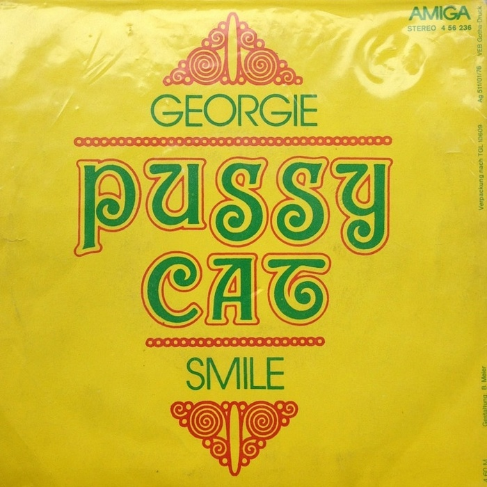 """Georgie"" / ""Smile"" – Pussycat"