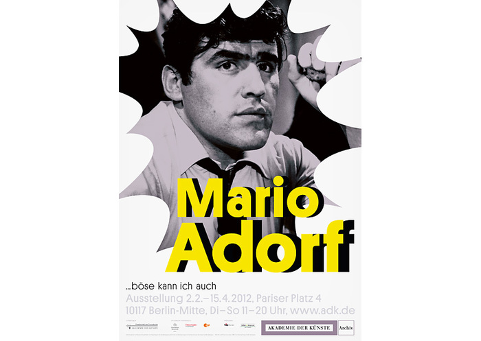 Mario Adorf …böse kann ich auch 1