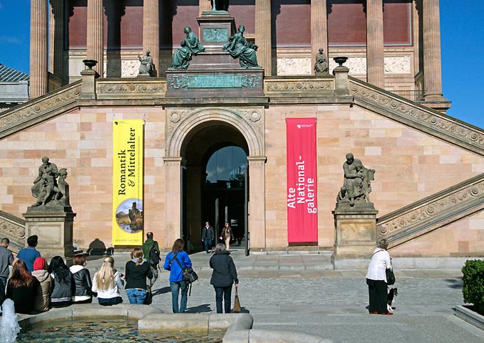 Romantik & Mittelalter, Alte Nationalgalerie 1