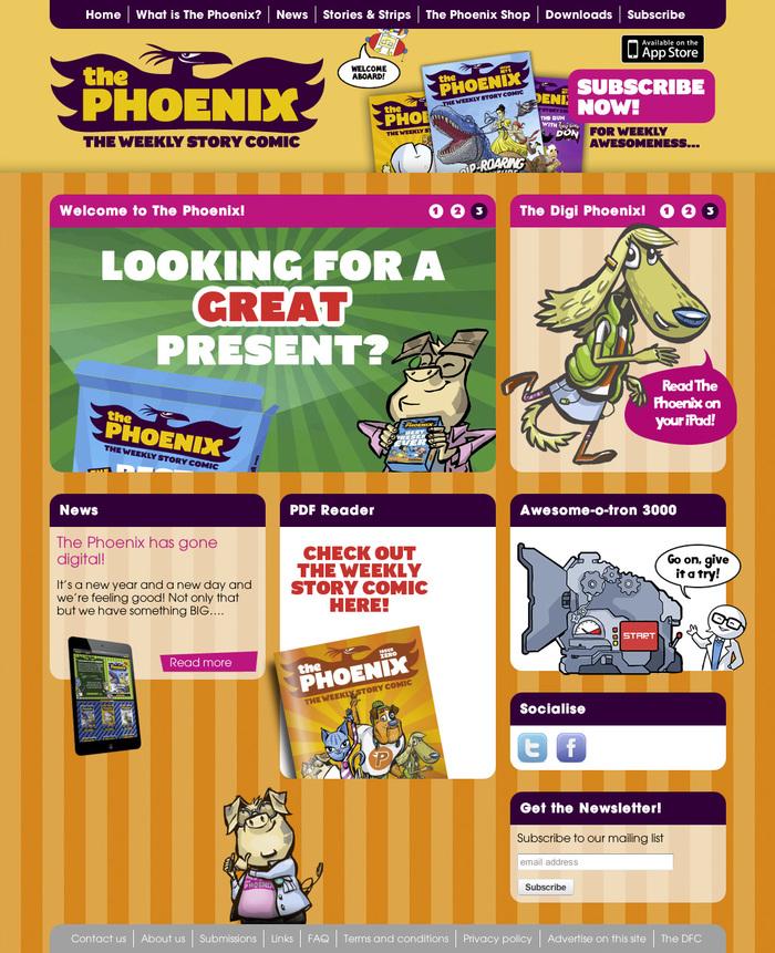 The Phoenix Comic 2
