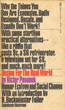 <cite>Design For The Real World</cite>