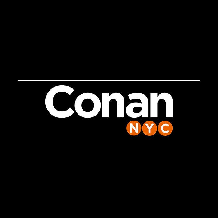 Conan O'Brien TBS Show Logos 2
