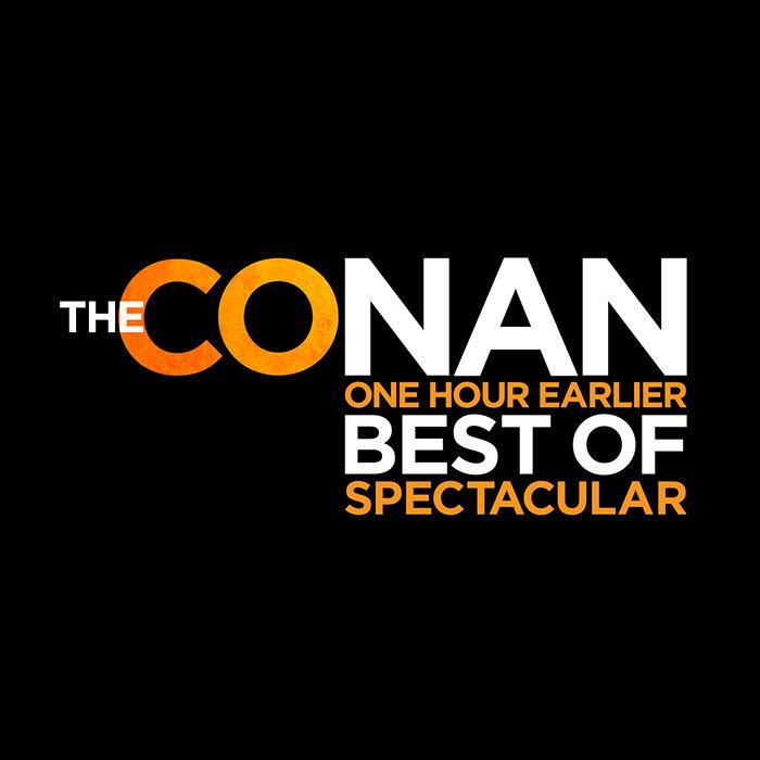 Conan O'Brien TBS Show Logos 4