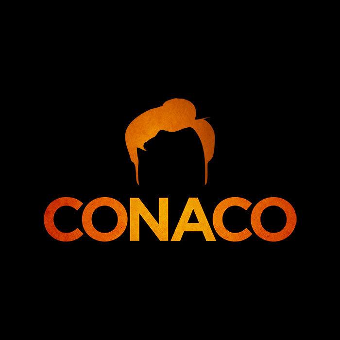 Conan O'Brien TBS Show Logos 5