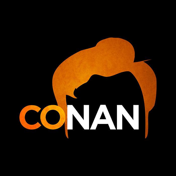 Conan O'Brien TBS Show Logos 6