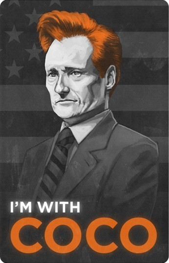 Conan O'Brien TBS Show Logos 7