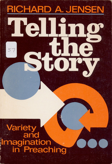 Telling the Story book cover