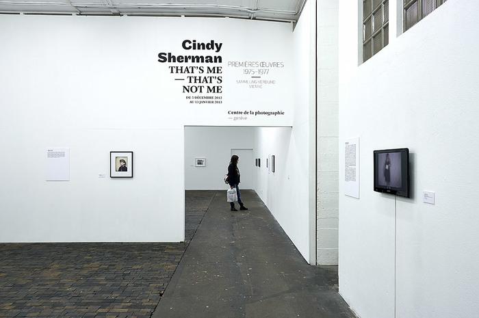 Cindy Sherman That's me — That's not me 3