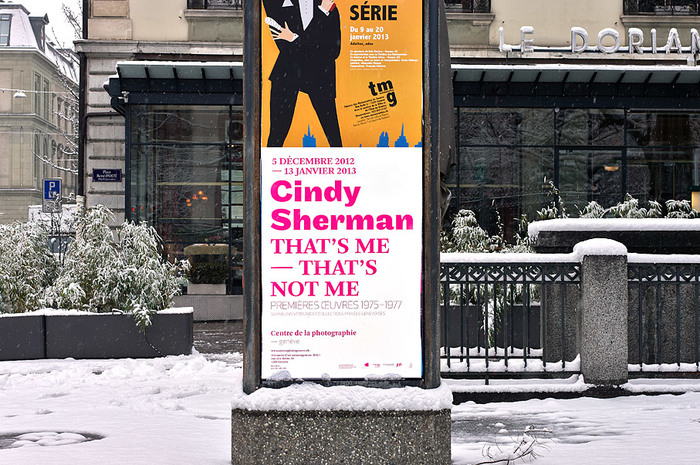 Cindy Sherman That's me — That's not me 8