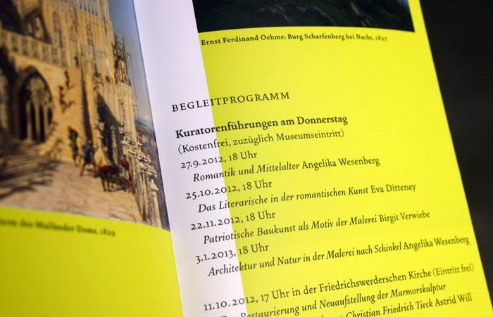 Romantik & Mittelalter, Alte Nationalgalerie 3