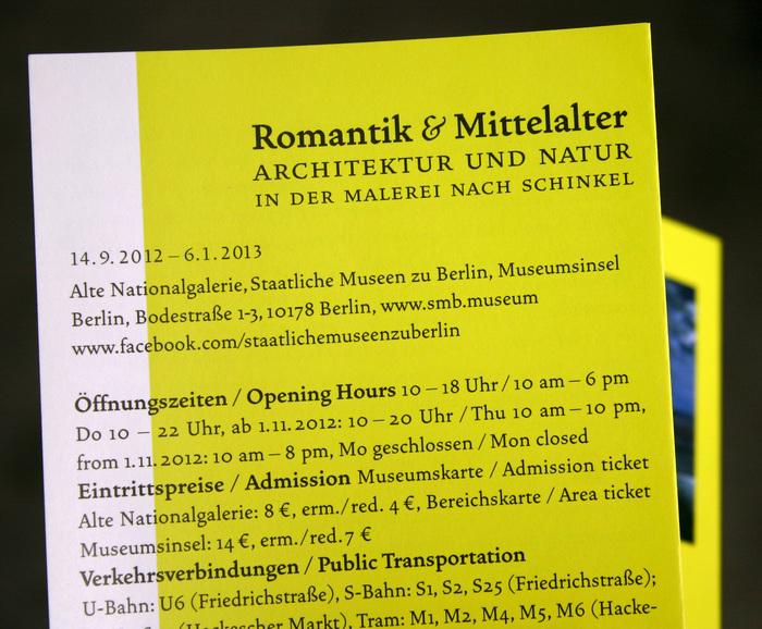 Romantik & Mittelalter, Alte Nationalgalerie 6