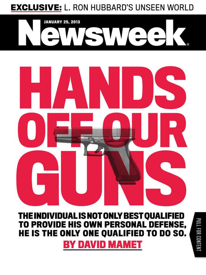 Newsweek – Jan 25, 2013