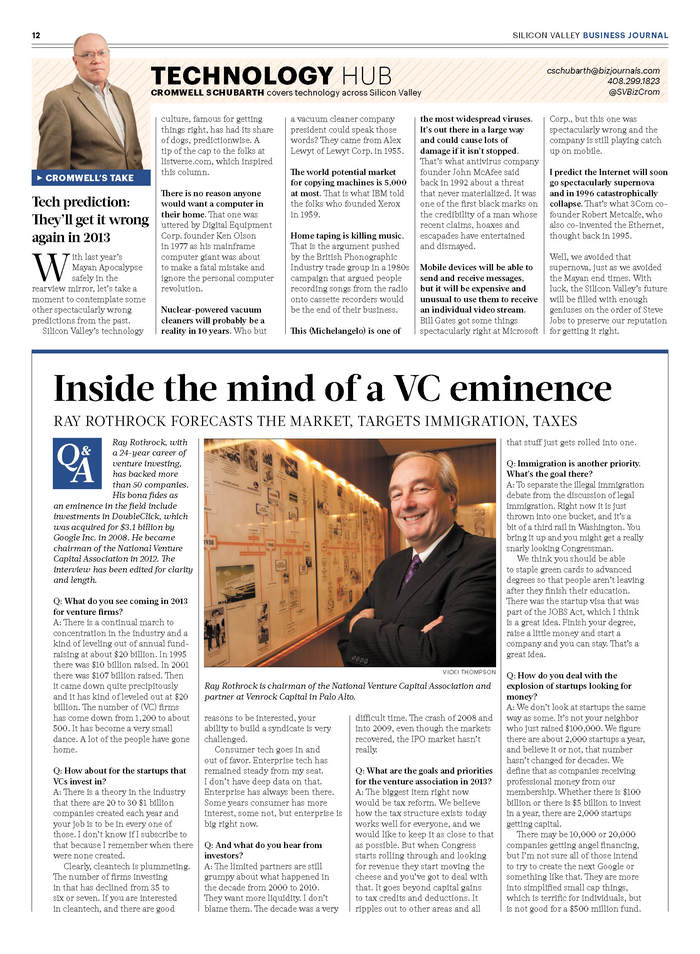 Silicon Valley Business Journal 3