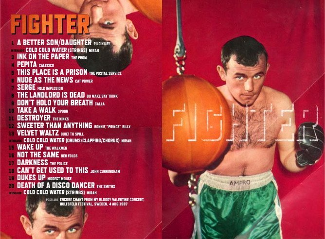 Fighter mix CD 2