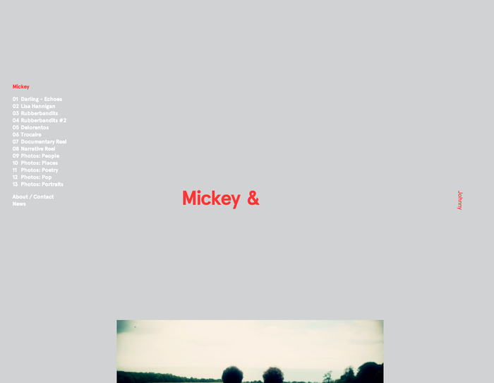 Mickey & Johnny 3