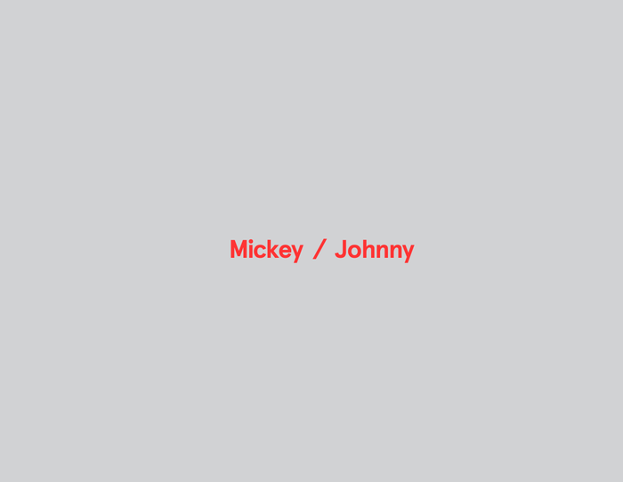 Mickey & Johnny 6