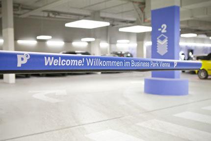 Vienna Businesspark Parking Garage 1