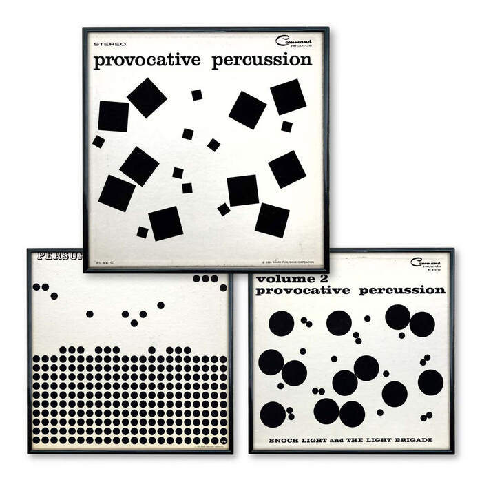 Percussion Series from Command Records 1