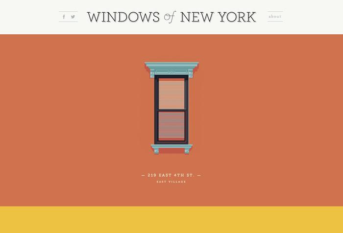 Windows of New York 1